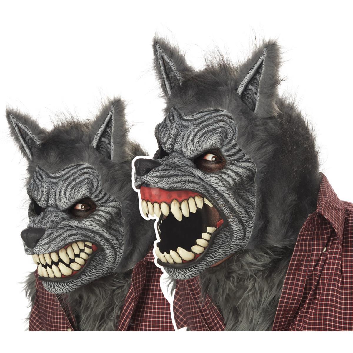 オオカミ マスク 狼男 動物 Werewolf