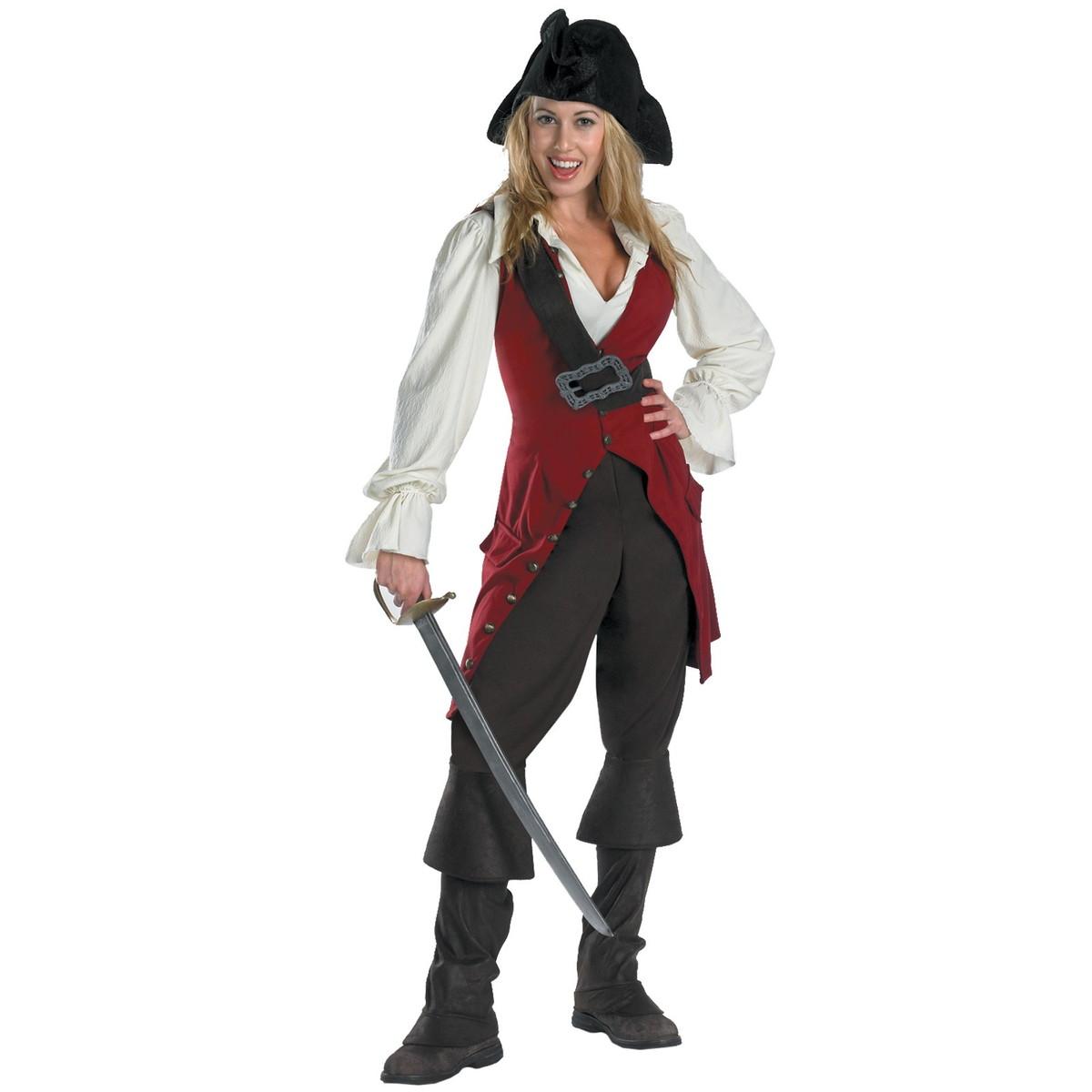 パイレーツ・オブ・カリビアン 生命の泉 エリザベス 海賊 コスチュームパーティー ハロウィン コスチューム