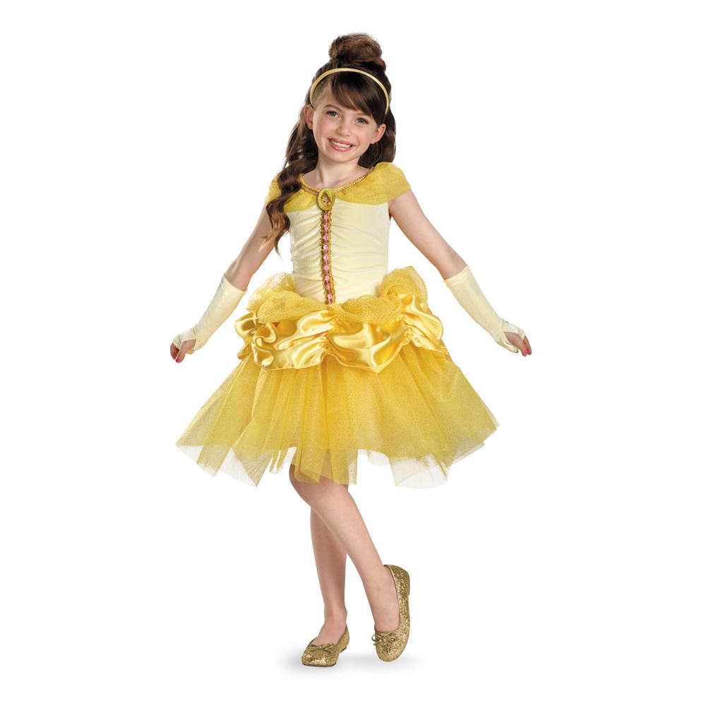ディズニー コスチューム 子供 美女と野獣 衣装 ベル 公式 ハロウィン 仮装 プリンセス
