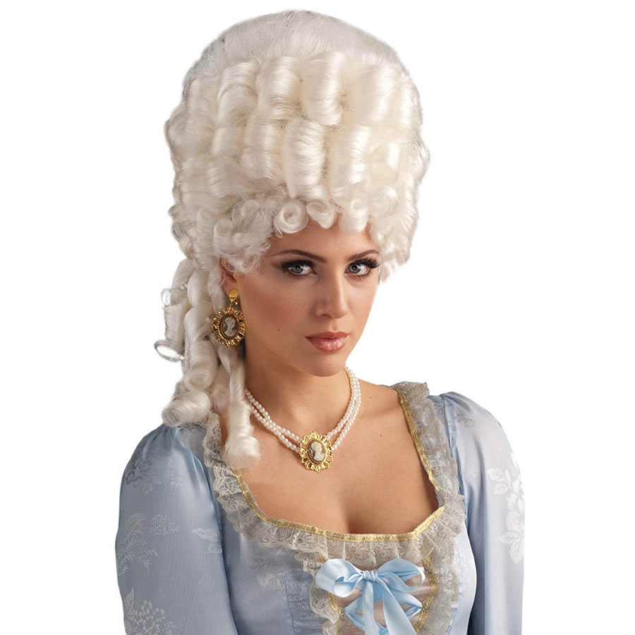マリーアントワネット かつら ウイッグ クラシック なりきり 仮装 小道具 ウィッグ 中世 ヨーロッパ