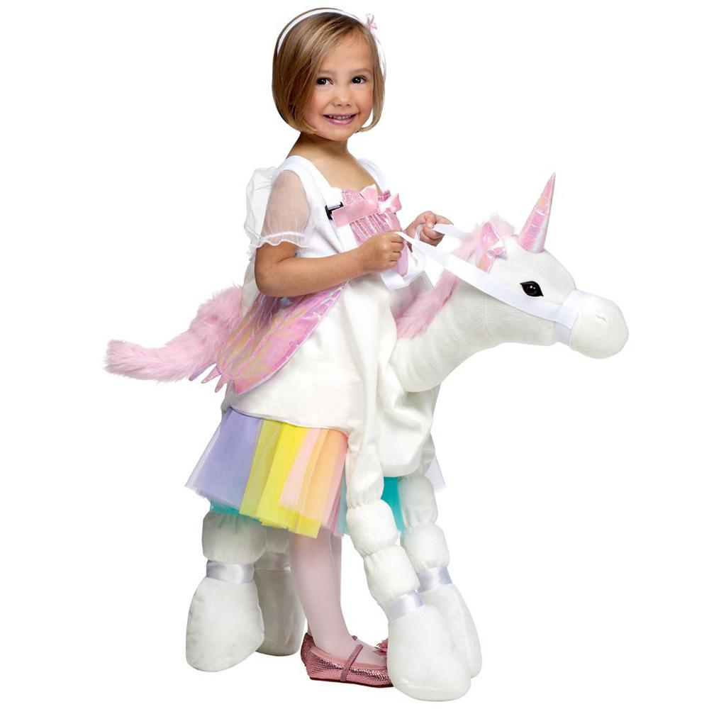 コスプレ カウボーイ ウエスタン 小道具 動物 着ぐるみ ユニコーン 馬 コスチューム 子供 幼児 女子 仮装 干支 午 ウマ