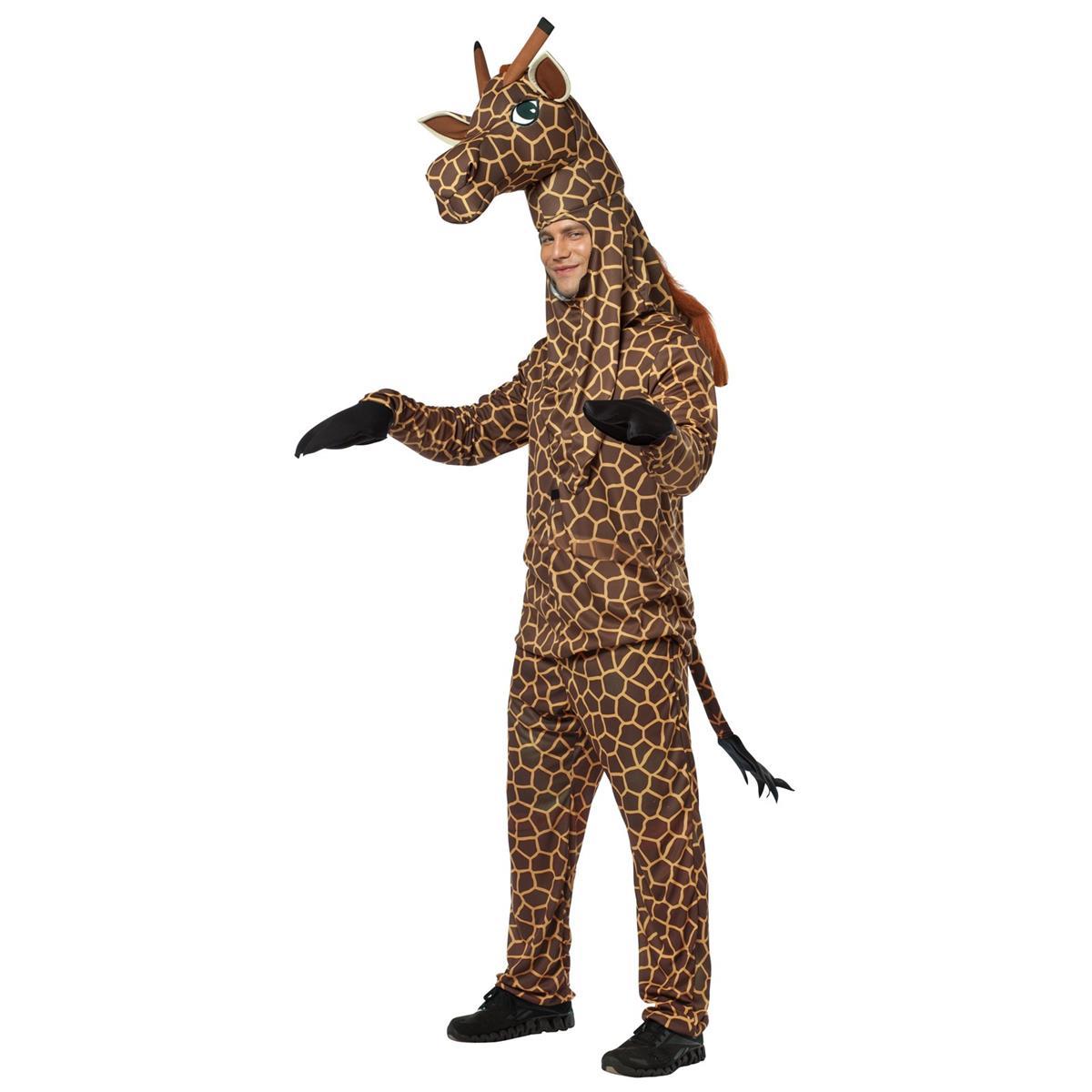 キリン コスプレ コスチューム 動物 着ぐるみ 大人 ハロウィン 衣装