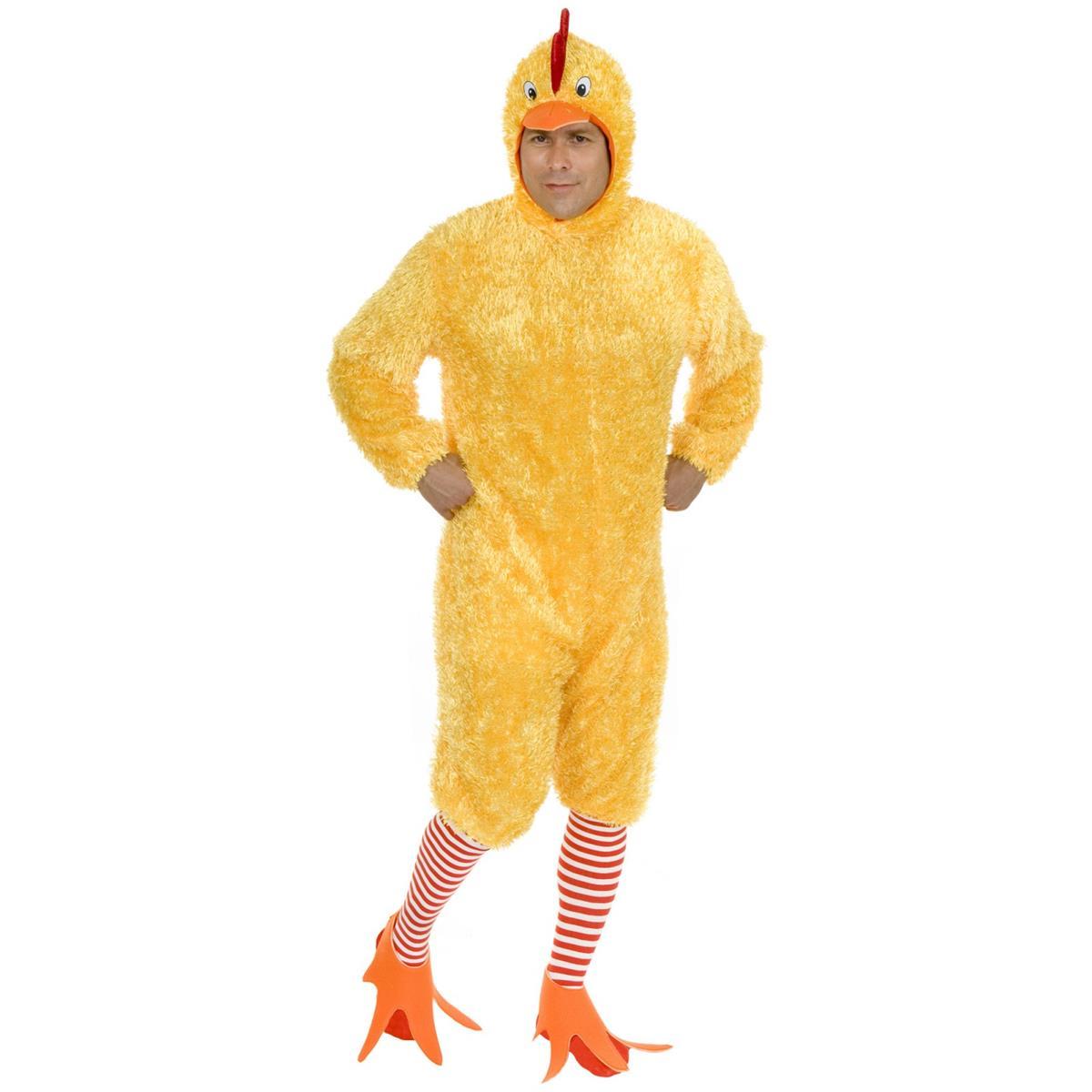 アニマル コスプレ チキン にわとり 大人用 プラスサイズ 大きいサイズ コスチューム ハロウィン衣装