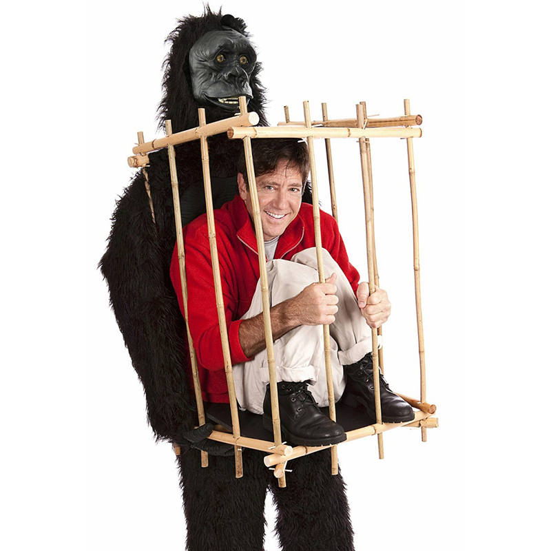 ゴリラ 着ぐるみ 着ぐるみ 動物 コスプレ 檻の中の人質 衣装 大人 おもしろい ハロウィン おもしろい コスチューム 仮装 衣装, チヨカワムラ:b53d4624 --- rods.org.uk