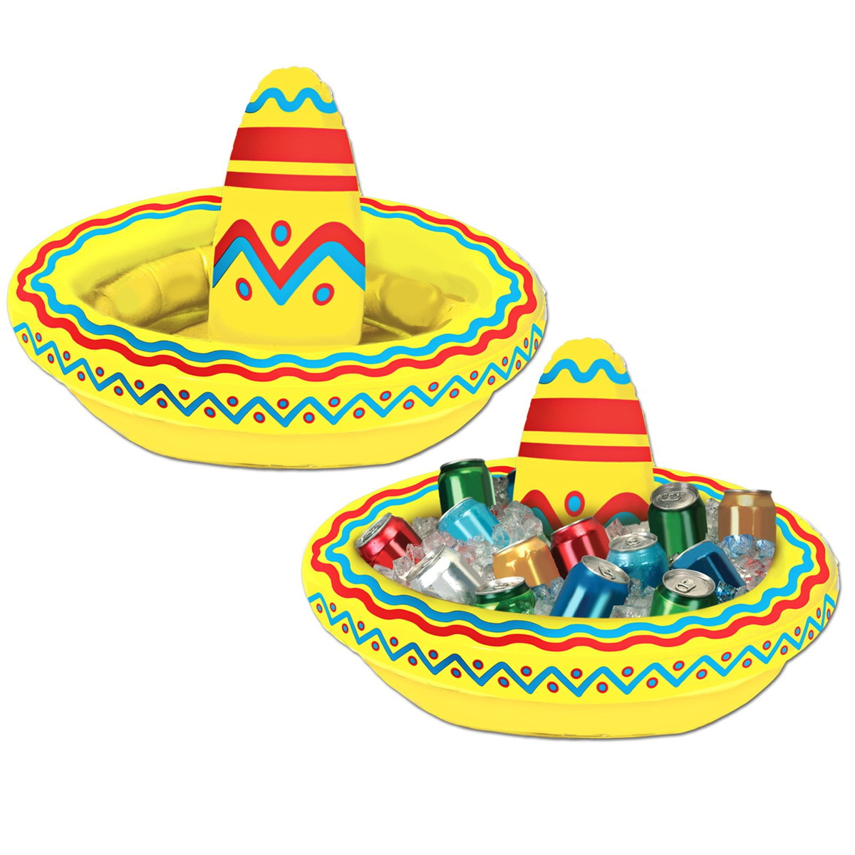 halloween decoration decorations drink cooler 10p23aug15 swell halloween decorations mexico toy mexican party sombrero