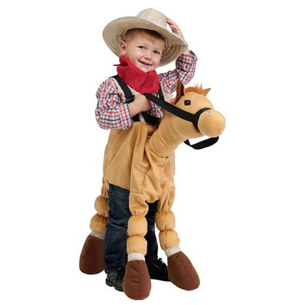 Kigurumi cosplay Cowboy Western props animal horse costume Kids Toddler costume Zodiac am equine  sc 1 st  Rakuten : child cowboy costume  - Germanpascual.Com