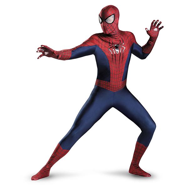 スパイダーマン コスプレ 衣装 劇場版 大人用コスチューム