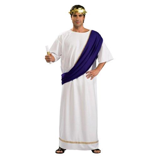古代 ギリシャ テルマエ ローマ シーザー 男性 大人用 コスチューム コスプレハロウィン 仮装