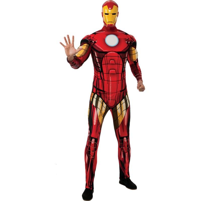 アイアンマン スーツ コスプレ 大人用 コスチューム クラシック版 アベンジャーズ キャラクター 仮装 衣装 海外 ヒーロー 映画