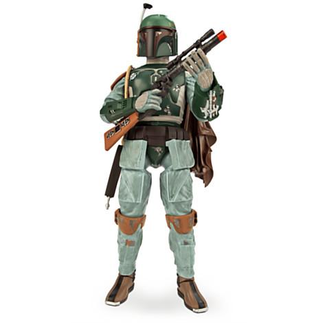 Star Wars スターウォーズ ボバ・フェット トーキング 34cm フィギュア