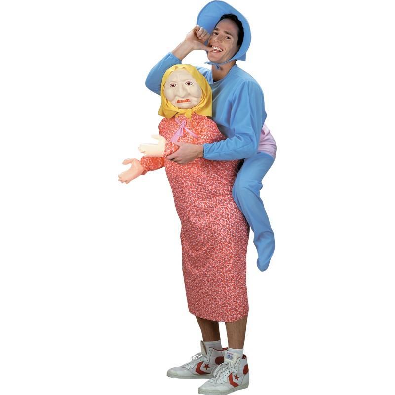 コスプレ おもしろコスチューム 大人 男性 お母さんに抱かれたいつまでも子供でいたい赤ちゃんの衣装セット