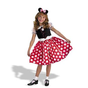 ディズニー コスチューム 子供 ミニーマウス コスプレ 衣装 仮装 キッズ 女の子 ガールズ グッズ