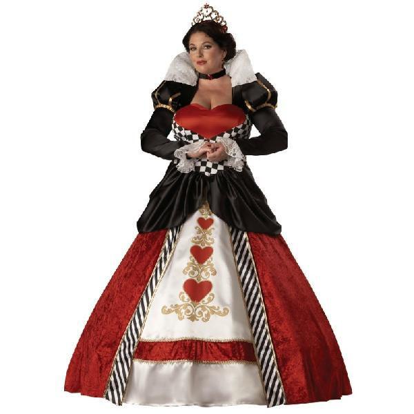 アリス コスプレ 大きいサイズ 不思議の国 白うさぎ アリスインワンダーランドド 赤の女王 ハートの女王 大人用 コスチューム ヴィランズ 悪