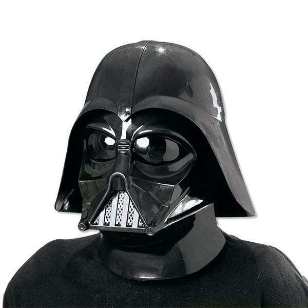 ダースベイダー マスク スターウォーズ コスプレ ルービーズ グッズ 大人 仮面 ヘルメット お面 公式ライセンス