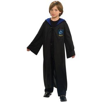 実物 通常便なら送料無料 新登場 ハリー ポッター展開催中 ハリーポッター ローブ コスプレ グッズ 衣装 死の秘宝 レイブンクローのローブ 仮装 子供 コスチューム