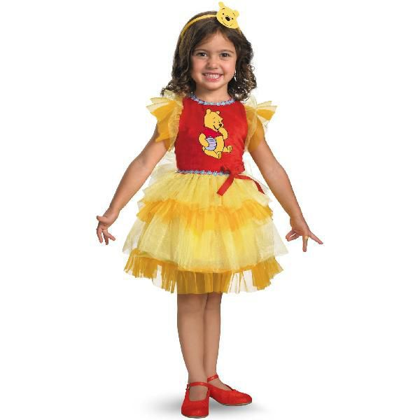 b5db474f5072 Kids Winnie-the-Pooh costume including the Disney costume baby baby Pooh  sewing