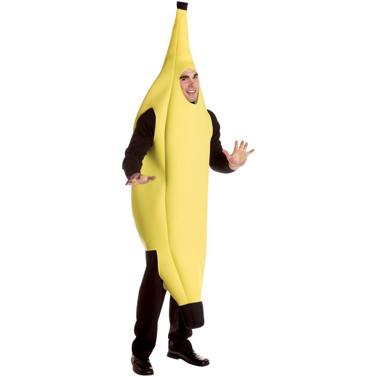 衣装 コスチューム バナナ 大人用ハロウィンコスプレ衣装ハロウィン 衣装・コスチューム