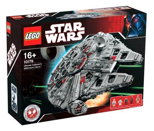 スターウォーズ LEGO レゴ アルティメット ミレニアムファルコン 模型 おもちゃ