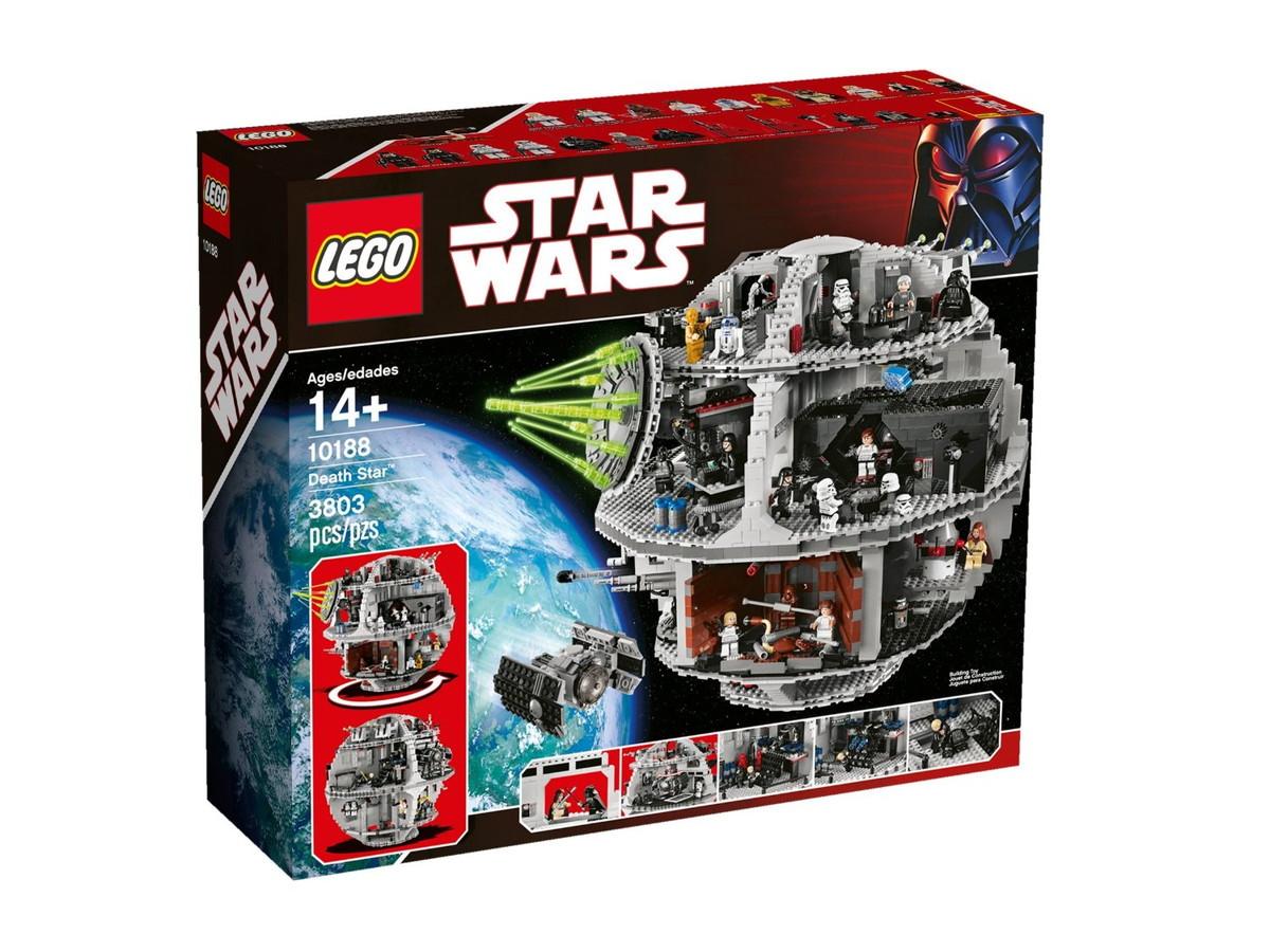 スターウォーズ LEGO レゴ デス·スター 10188 模型 おもちゃ