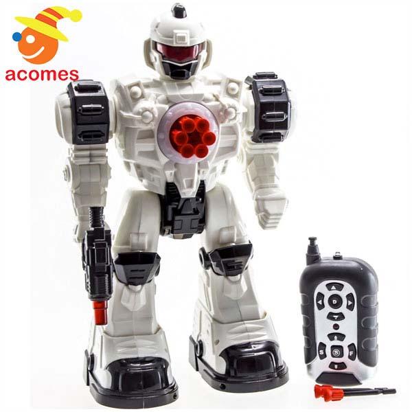 ロボット おもちゃ WolVol 遠隔 制御 ライト & サウンド