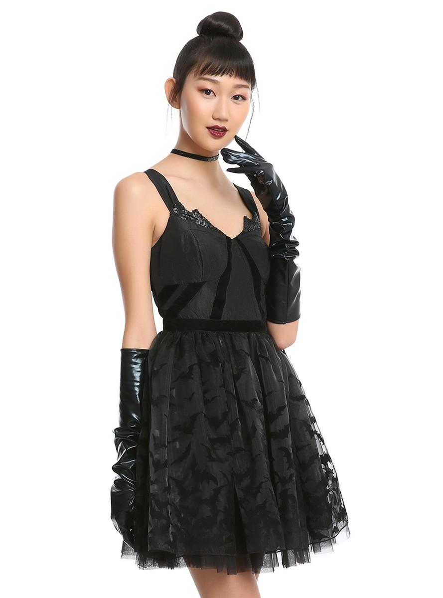 バットマン こうもり レディース ドレス フォーマル パーティ コスプレ コスチューム 衣装 ハロウィン 仮装 大人 女性 大きいサイズ