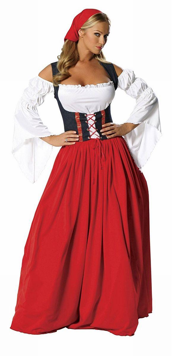 北欧 ノルウェー スイス オランダ アルプス 民族衣装 大人 女性 レディース コスプレ コスチューム ハロウィン 仮装
