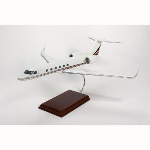 ガルフストリーム 模型 おもちゃ プラモ 完成品 1/48スケール 550 KG550MJ 航空機 プライベートジェット 自家用機 専用機