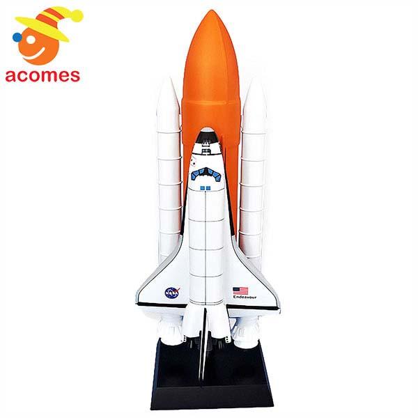 スペース シャトル NASA エンデバー 1/100 スケール フル スタック マスタークラフト コレクション 模型