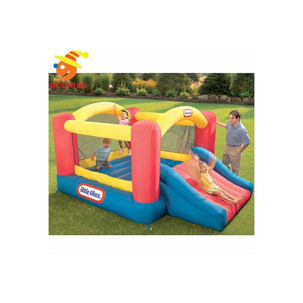 ふわふわ 遊具 膨らませる 大型 野外 遊具 ジャンピング スライド バウンサー 幼児 子供 リトル タイクス Little Tikes