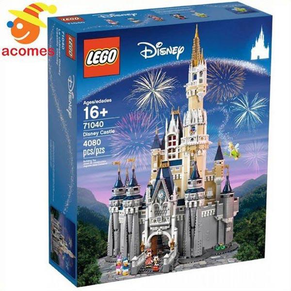 レゴ LEGO ディズニー シンデレラ城 キャッスル お城 タワー ギフト プレゼント 71040