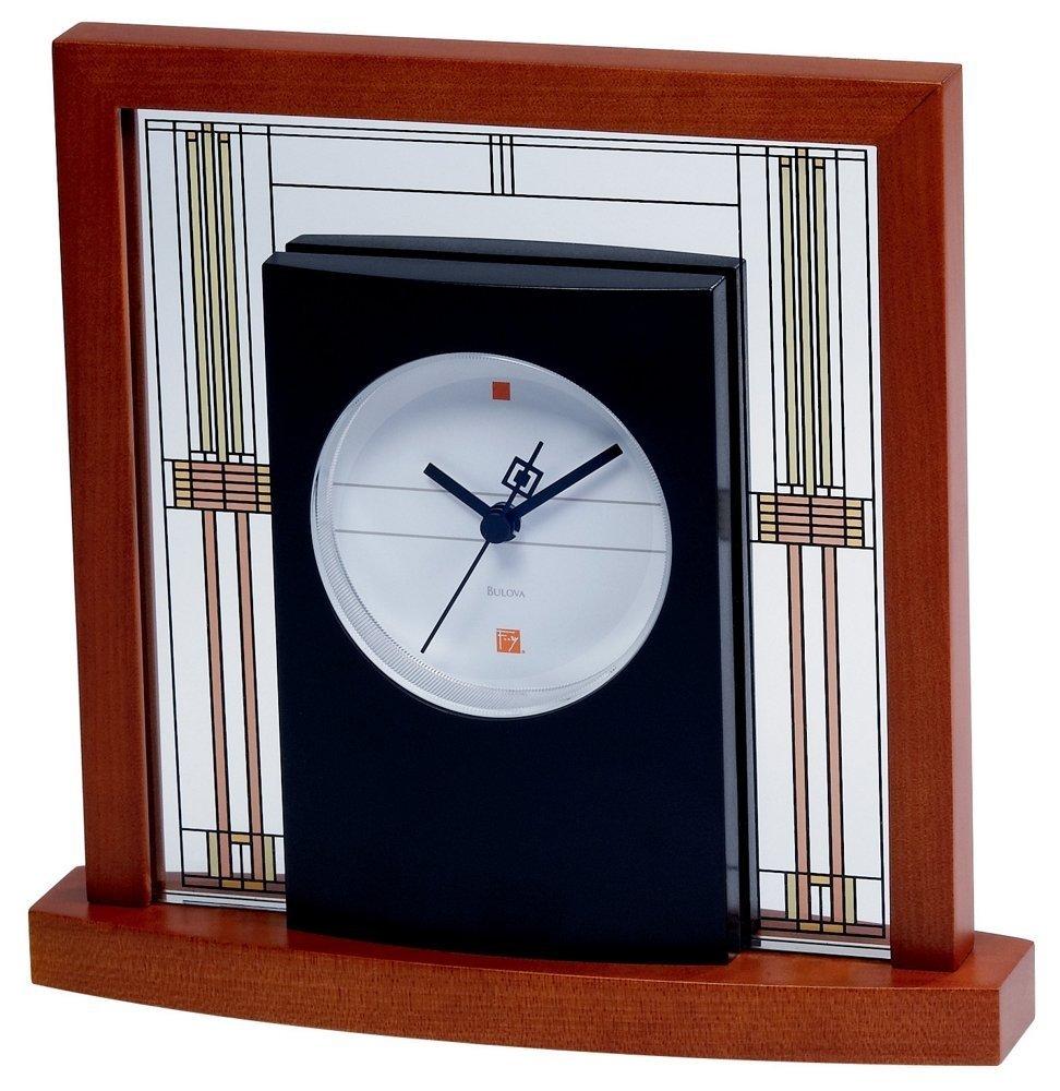 フランク・ロイド・ライト ウィリッツ時計 置時計 インテリア