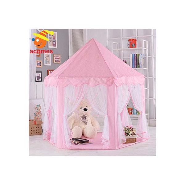遊び 子供 テント おひめさま キャッスル テント 遊具 小さな お部屋