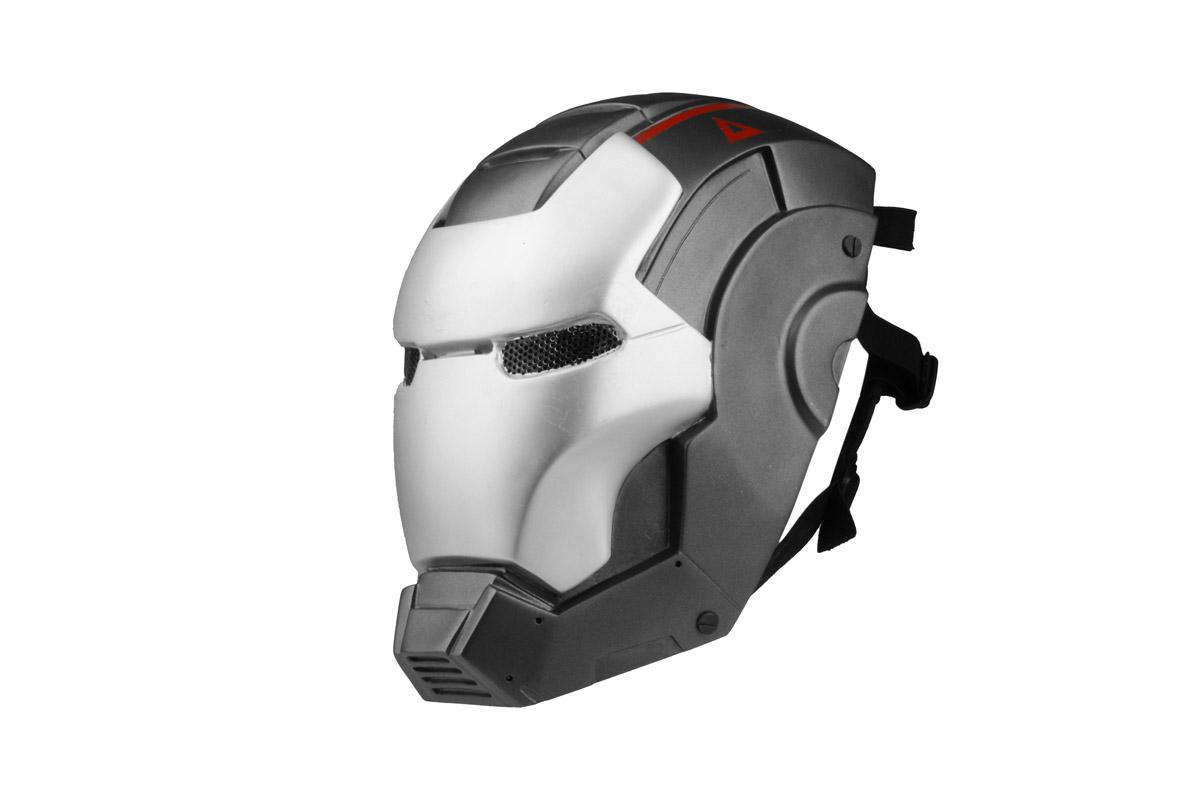 サバゲー フェイスガード フェイスマスク 大人用 ウォー マシン キャラクター 装備 目立つ おもしろい 海外 グッズ