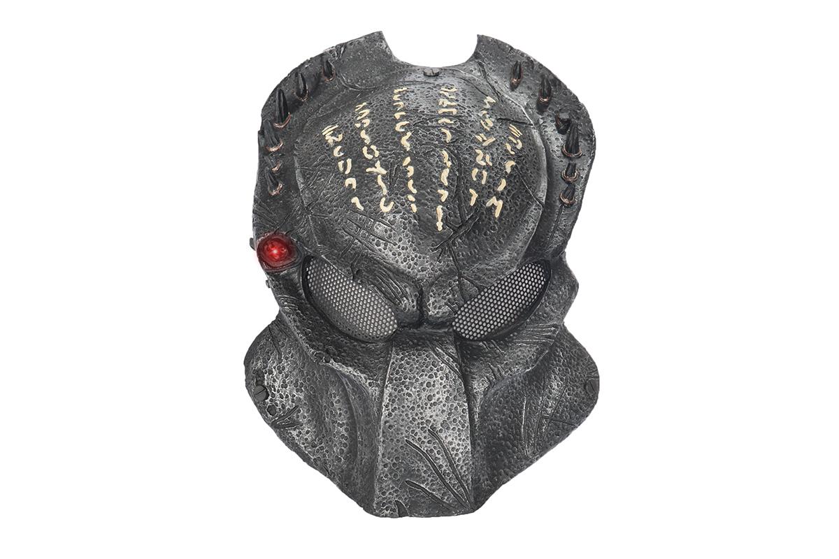 サバゲー フェイスガード フェイスマスク 大人用 プレデター キャラクター 装備 目立つ おもしろい 海外 グッズ