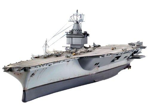レベル Revell USS エンタープライズ 米航空母艦 ネイビー ミリタリー