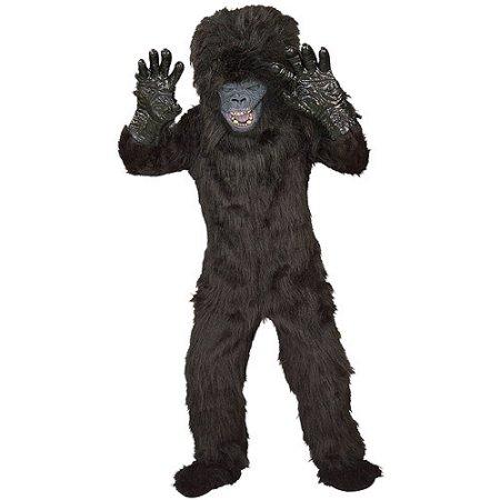 ゴリラ 着ぐるみ 子供用ハロウィン衣装・コスチューム