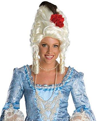 マリー アントワネット コスプレ かつら 盛り ヘアー 中世 ヨーロッパ 貴族 ウィッグ ハロウィン イベント パーティー 演劇 舞台 学祭
