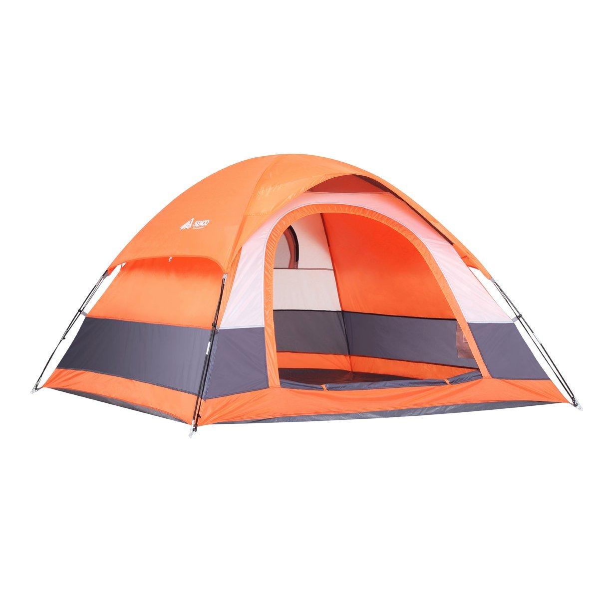 テント キャンプ アウトドア 2-3人用 SEMOO 防災 非常