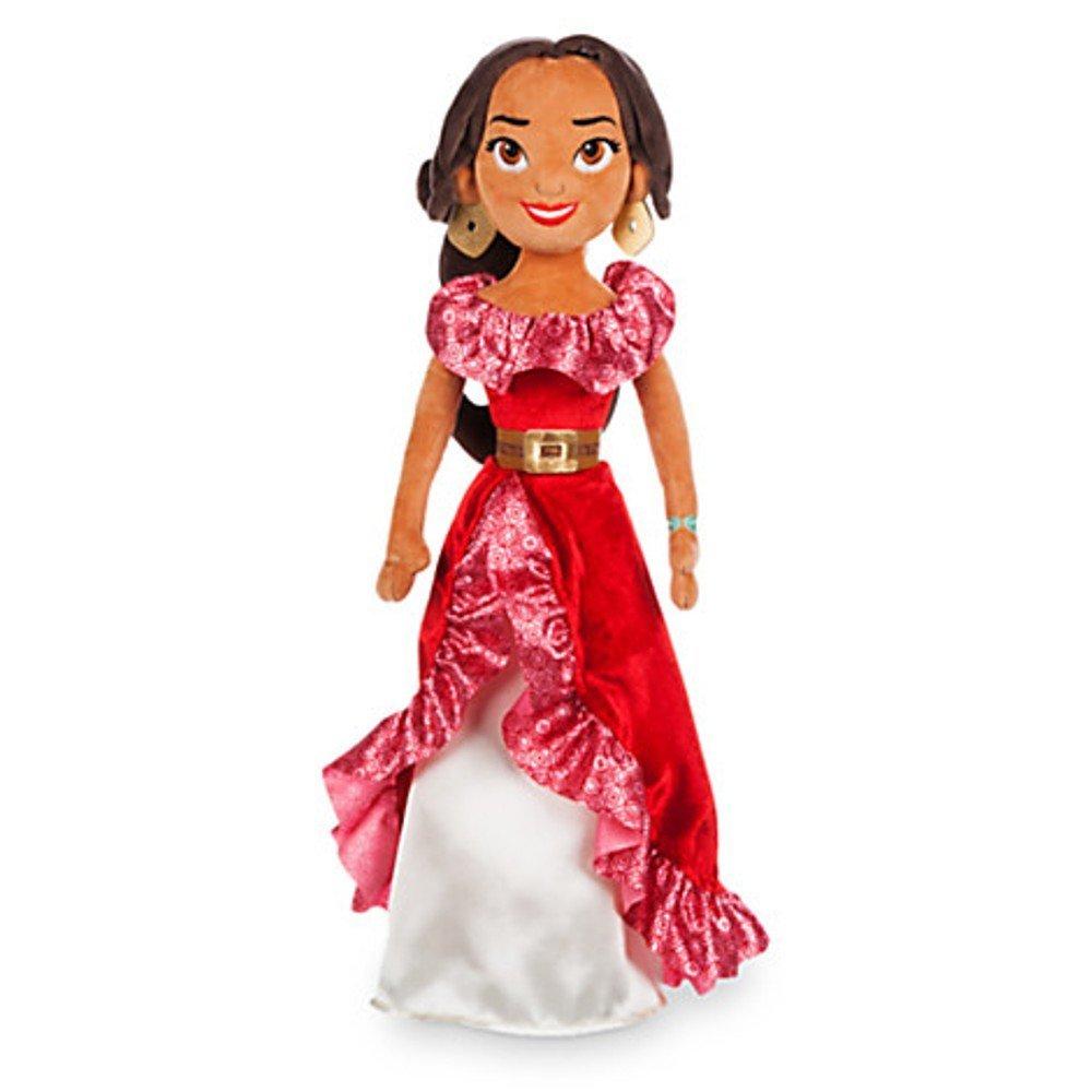 アバローのプリンセス エレナ ぬいぐるみ ドール 人形 Mサイズ 51cm ディズニー おもちゃ 海外