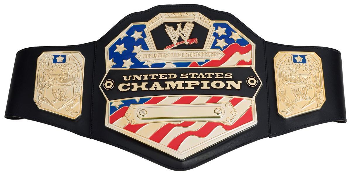 WWE チャンピオンベルト アメリカ 星条旗 おもちゃ マテル 海外 プロレス グッズ