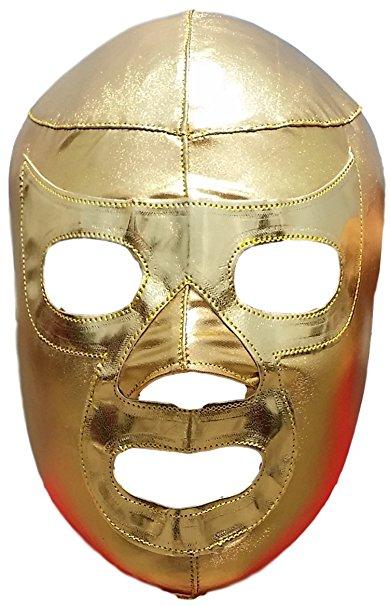 プロレス マスク ラムセス ゴールド コスプレ ルチャリブレ 仮面 覆面 レスラー