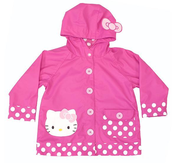ハローキティ レインコート 子供 幼児 赤ちゃん キッズ サンリオ キャラクター 雨具 梅雨 グッズ