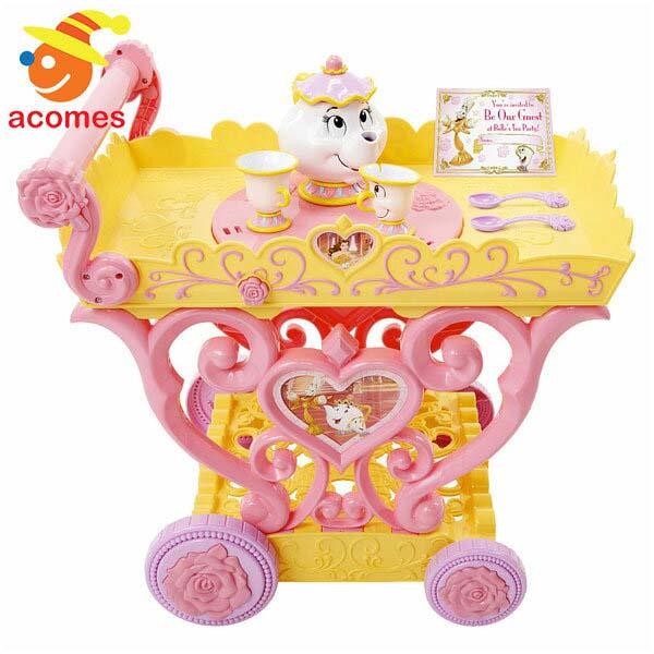 美女と野獣 ベル ディズニー プリンセス カート ミュージカル パーティー 子供 おもちゃ ギフト プレゼント