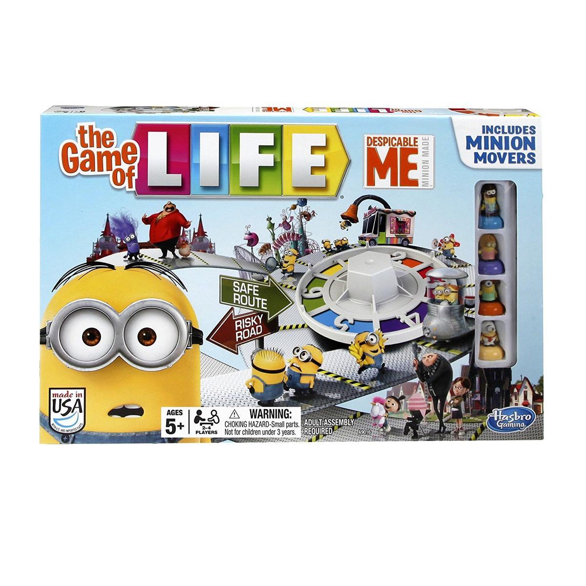 ミニオン おもちゃ 人生ゲーム 英語版