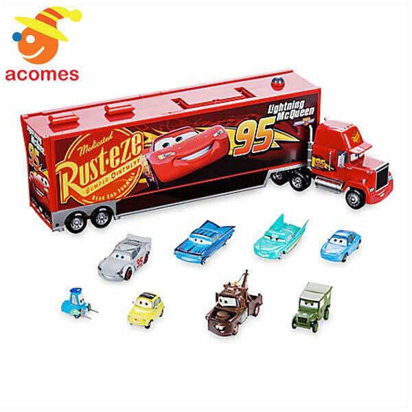 カーズ3 3 クロスロード ミニカー 8台 セット 子供 おもちゃ ギフト プレゼント