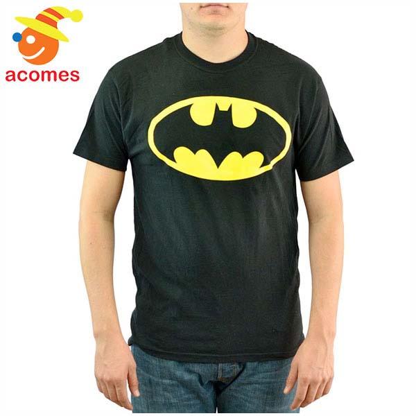 バットマン Tシャツ ジュニア ユース サイズ グローイン ダーク ブラック