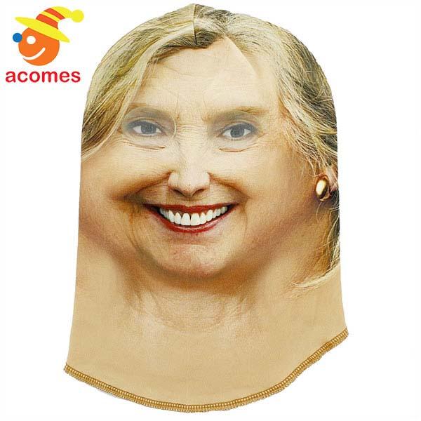 マスク 女性 政治家 変装 大統領 ジョーク グッズ ハロウィン イベント パーティー