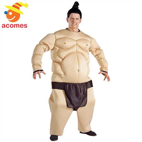 相撲 レスラー コスプレ ジョーク コスチューム ハロウィン 大人 衣装 イベント パーティー おすもうさん 相撲取り