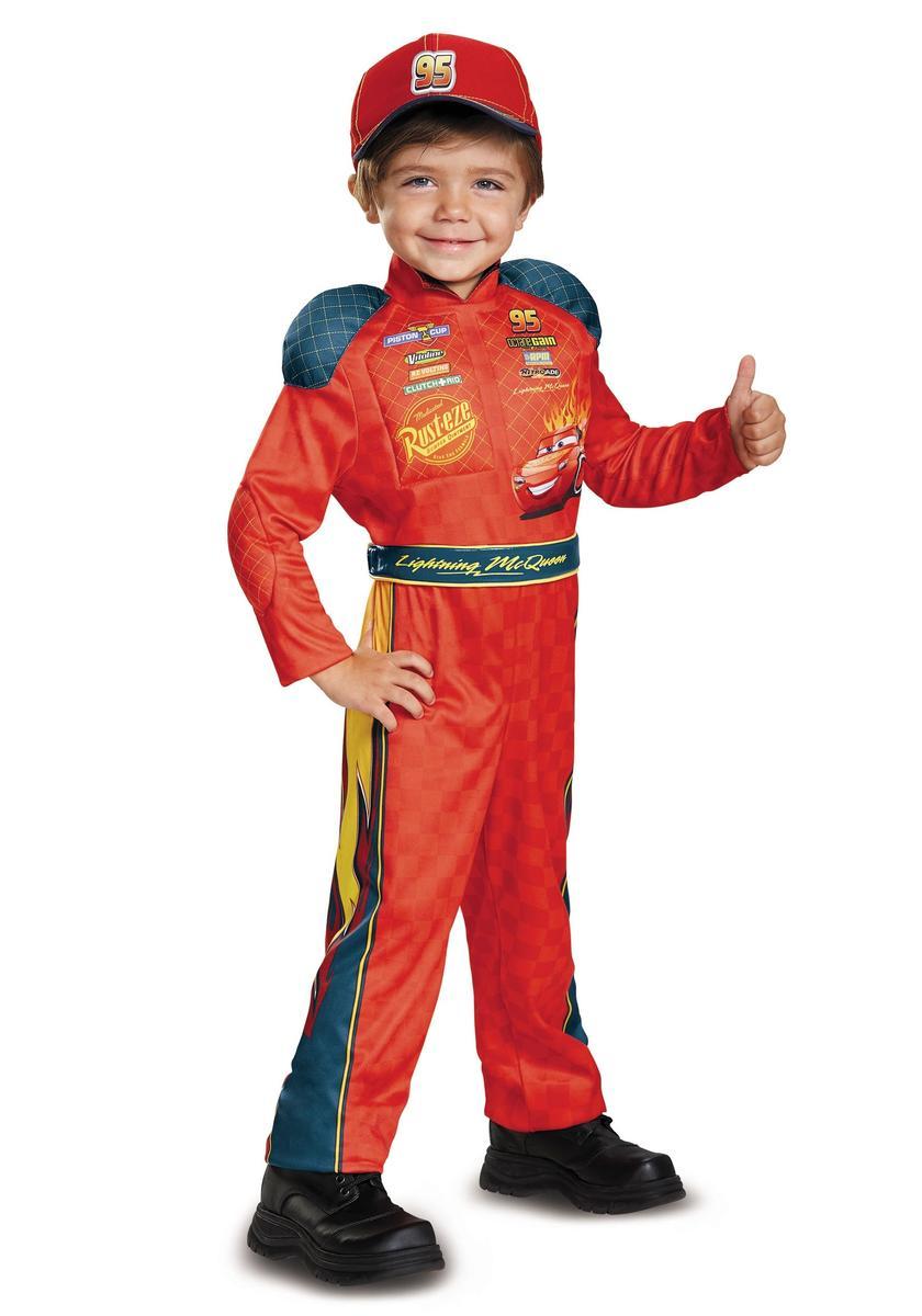 カーズ3 ディズニー コスチューム 子供 クロスロード グッズ コスプレ 仮装 ライトニングマックィーン レーサー ピクサー キャラクタ