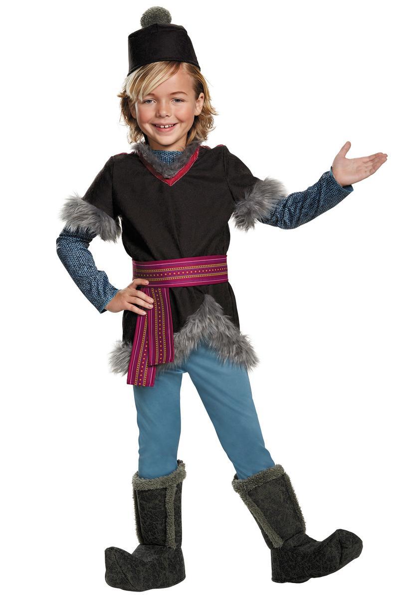 716f7c2f9ed16 ディズニー作品アナと雪の女王より、クリストフの子ども向けコスプレ 仮装用コスチュームです。